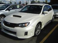 2011 Subaru Impreza Wagon STI WRX STI