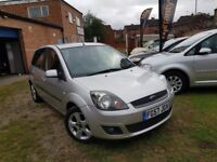 2007 Ford Fiesta Freedom 1.2 Petrol 5 Door