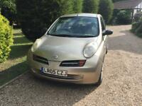 Nissan micra only 77000 fsh one owner