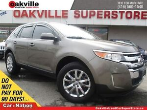 2014 Ford Edge LIMITED | PANORAMIC ROOF | LEATHER | NAVIGATION |