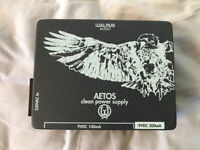Walrus Aetos Clean Power Supply for guitar/bass pedals, isolated outputs