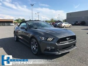 2015 Ford Mustang GT Premium **GPS, CAMERA, CONVERTIBLE**