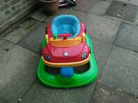 Baby boys car walker