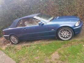 BLUE BMW 323Ci ~ CONVERTIBLE ~ 900 ONO