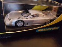 Scalextric Mercedes CLK LM C2254 rare slot car