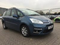 2011│Citroen Grand C4 Picasso 1.6 HDi 16v VTR+ 5dr│2 Former Keepers│1 Year MOT│Full Service History