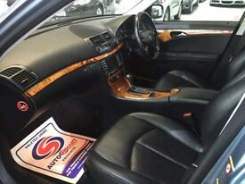 Mercedes-Benz E Class 3.0 E280 CDI Elegance 7GTronic 4dr1 YEAR MOTJUST SERVICED A/B 2 Owners,3 keys