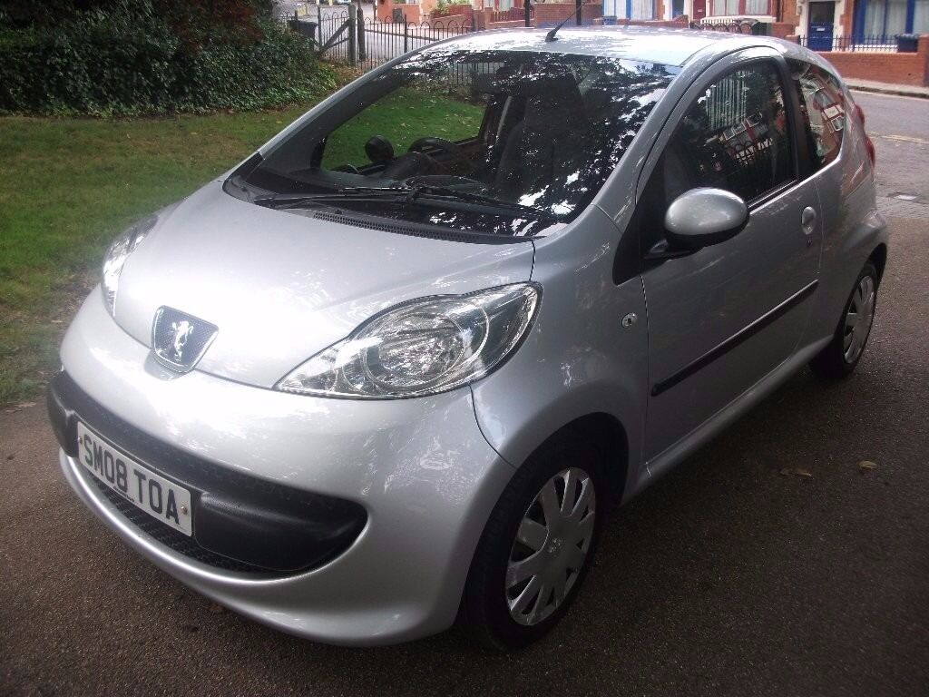 Peugeot 107 1.0 12v Urban 3dr BUY FROM AA APPROVE GARAGE 2008 , Hatchback 01162149247
