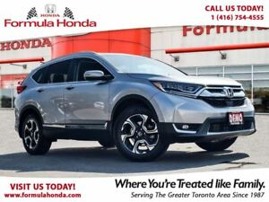 2017 Honda CR-V TOURING | NEAR BRAND NEW | DEMO