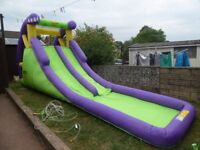 water slide inflatable