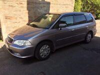Honda Odyssey (7 seat) Automatic - Rare