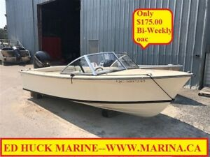2016 Rossiter 17 closed deck run about 6 MONTHS NO PAYMENTS!