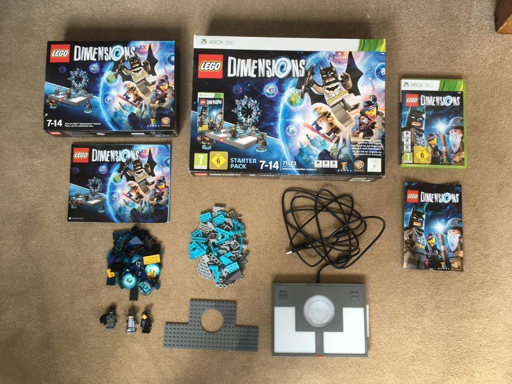 Lego Dimensions Starter Pack - Xbox 360 | in Dunfermline, Fife | Gumtree