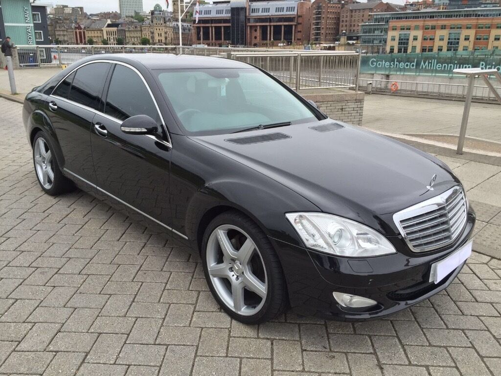 Mercedes benz s320 cdi 2007 4 door saloon in for Mercedes benz s320 price