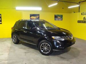 2012 Nissan Murano SL~ LEATHER ~ BACK-UP CAMERA ~ ALL POWER OPTI