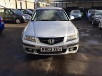 HONDA ACCORD 2.0 VTEC EXECUTIVE 4DR MANUAL - PETROL - 2.0L - SALOON
