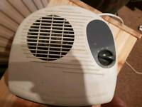 Electric heater/fan