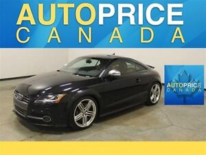 2011 Audi TTS 2.0T 2.0T|QUATTRO|LEATHER|S-LINE