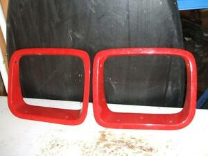 jeep yj headlight surrounds
