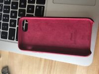 New iphone 7 case leather pink