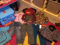 Boys 18month -2 years clothing bundle