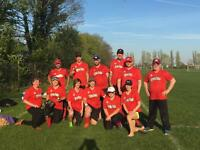 Softball club looking for members