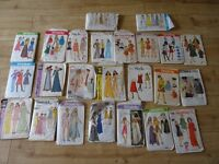 24 dress patterns