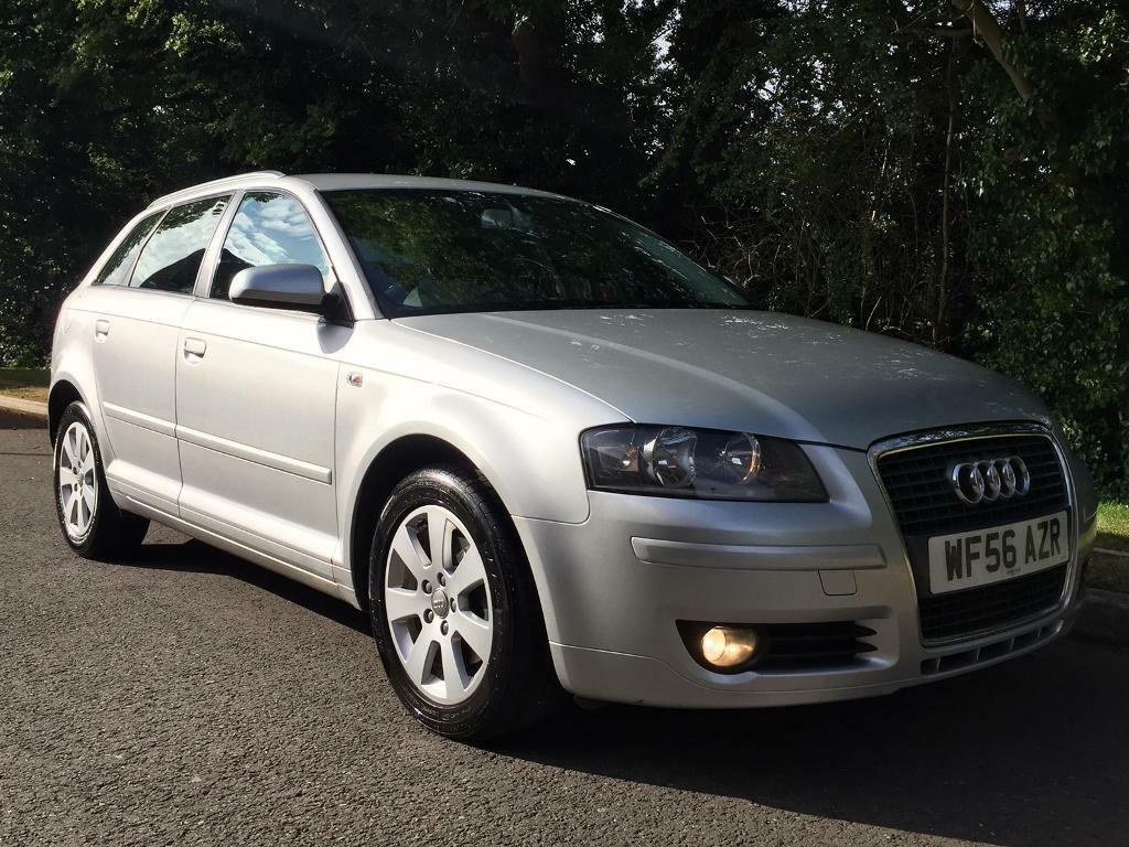 2006 AUDI A3 SE 2 0 TDI AUTO - DSG FULL SERVICE HISTORY 2 KEYS LONG MOT 4DR  PX WELCOME | in Hamilton, Leicestershire | Gumtree