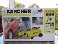Karcher K2 20M Plus Pressure Washer