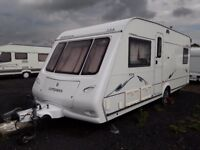 COMPASS OMEGA 534 2005 FIXED BED ( OWNED FROM NEW )