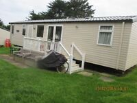 Caravan Holiday Home for sale at Weymouth Bay holiday park