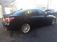 BMW 525D 2004 spider alloys wheels