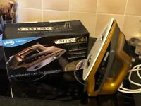 JML Phoenix gold steam iron