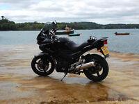Yamaha TDM900 (2007)