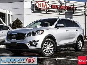 2016 Kia Sorento LX - One Owner, Alloys, AWD, Heated Seats