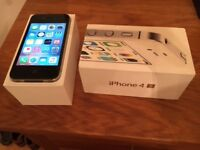 iPhone 4s 16gb on o2 Tesco giffgaff. Boxed. Excellent condition. CAN DELIVER