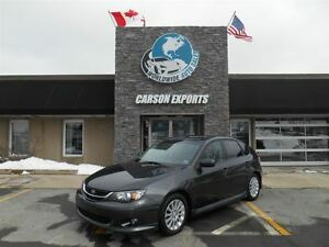 2009 Subaru Impreza 2.5 i Sport Package! FINANCING AVAILABLE!