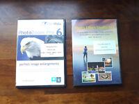PhotoZoom Pro 6 and Photo Effect Studio Pro Software