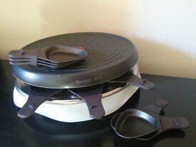 Electric Grill Tefal Raclette
