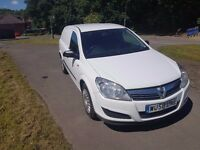 VAUXHALL ASTRA 1.7 CDTI 58 2008 VAN px possible