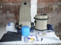 Collection of camping /caravan campervan equipment Good condition
