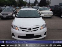 2013 Toyota Corolla CE 1 local owner