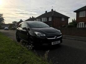 VAUXHALL CORSA 1.2 LIMITED EDITION 2015 LOW MILLAGE 22K