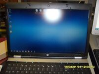 HP PROBOOK QUAD CORE i5 CPU, 8.0GB RAM, 500GB HDD . 20% OFF NOW ONLY£200