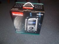 Makita DMR104 DAB Radio Brand new in box