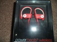 BRAND NEW Beats by Dre PowerBeats 2 Wireless Headphones