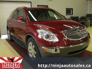 2011 Buick Enclave CX 7 Pass CXL Trim Level
