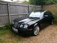Jaguar s type diesel