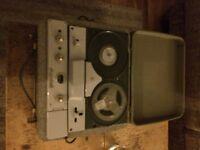 Peto Scott Reel To Reel Tape Recorder