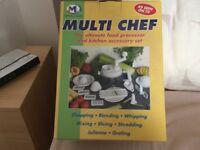 MULTI CHEF / KITCHEN GADGET